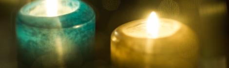 2 ans anniversaire bougies